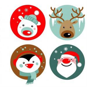 DEC048-Kerst-rondjes